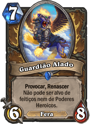 Guardião Alado Card PTBR