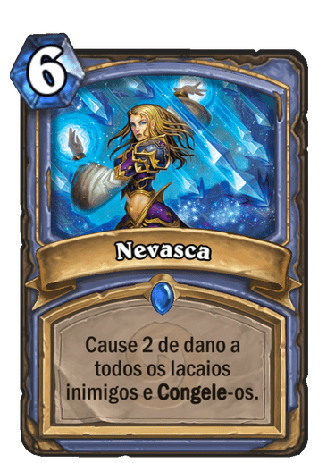 Nevasca Card PTBR