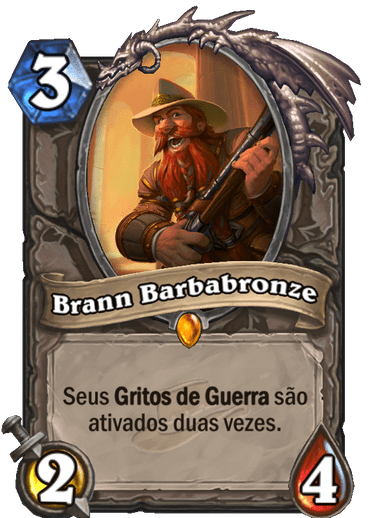 Brann Barbabronze Card HS