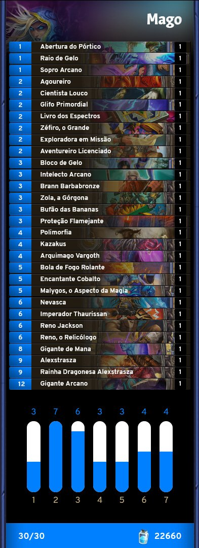 Deck de Mago Highlander do Livre - 03-03