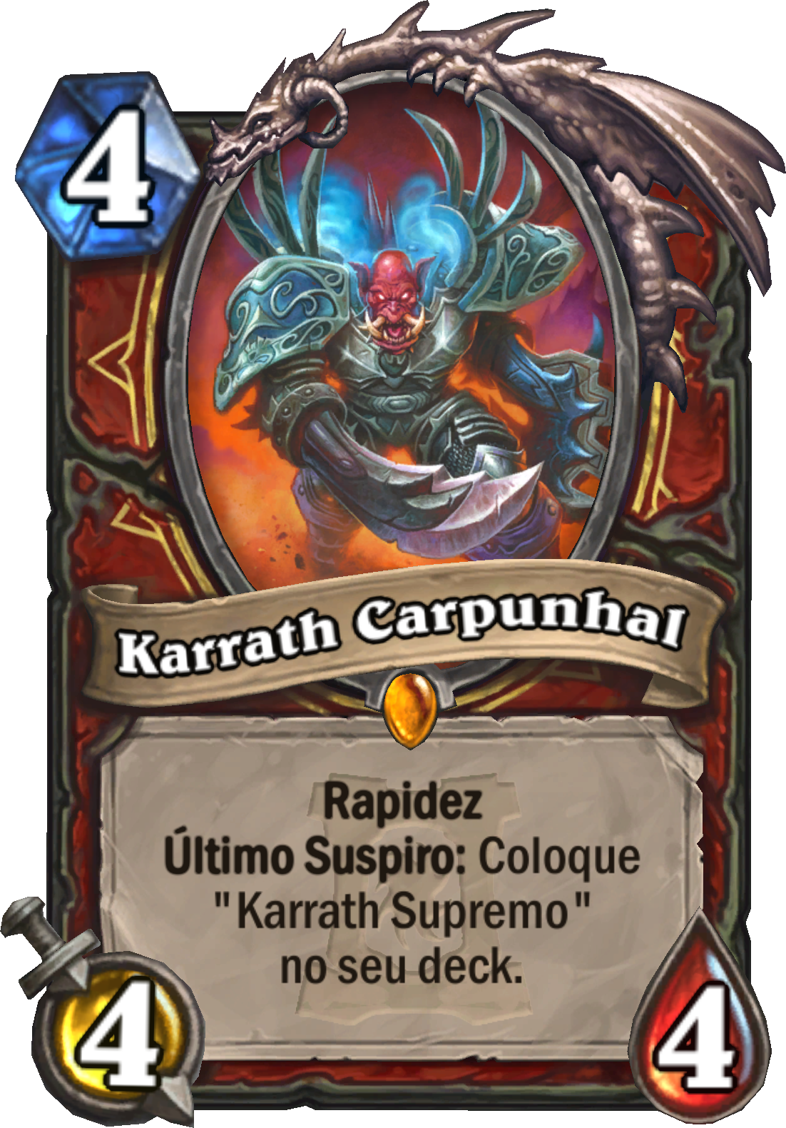 Karrath Carpunhal