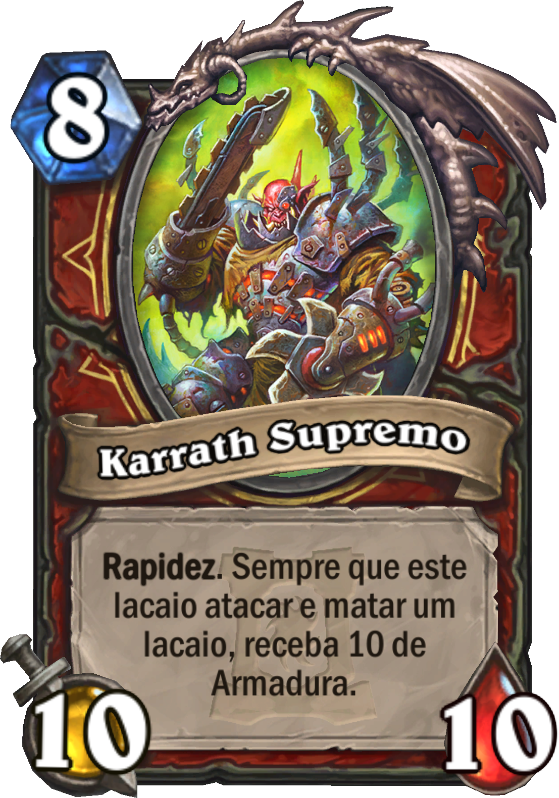 Karrath Supremo