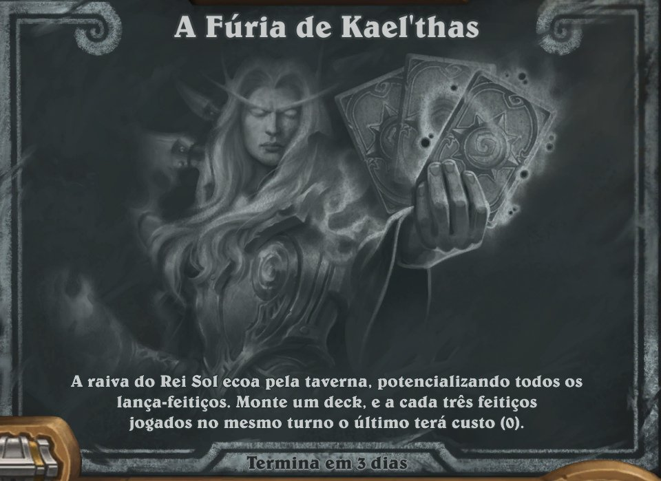 Hearthstone taverna do Kaelthas
