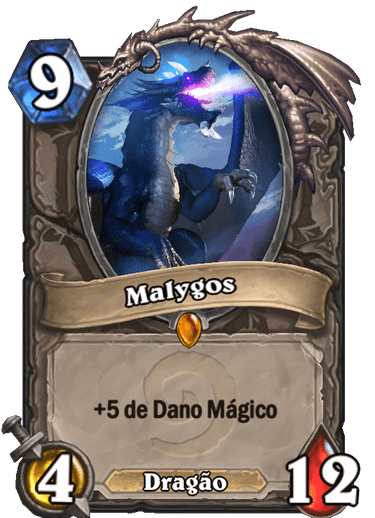 Malygos Card PTBR